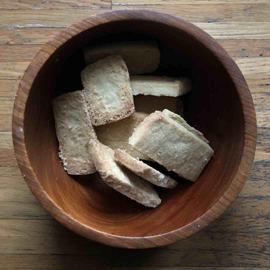 la ricetta originale degli shorbrad